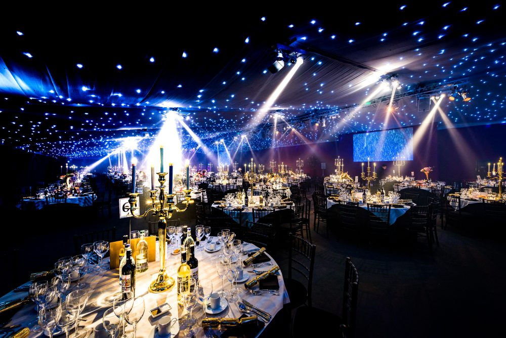 Christmas parties at the Tower of London